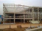 Stahlkonstruktion-Gebäude für Fabrik (SS-578)