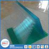 Hohes Oberlicht-Polycarbonat-Panel der hellen Übertragungs-im Freien 10mm