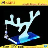 アクリルのプラスチックイヤリングの表示、宝石類の表示(AM-C016)