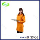 Пальто безопасности Workwear поли/хлопок над пальто лаборатории техника ESD пальто