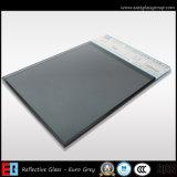 3mm 4mm 5mm 5.5mm 6mm 8mm 10mmの灰色か暗い灰色の反射ガラス
