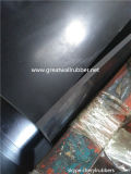 ISO9001 certifica el material para techos de goma Rolls de Floorm de la estera de la hoja de Roofling de la casa