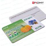 De volledig-Kleur ISO 15693 van de Prijs van de fabriek Adreskaartje RFID