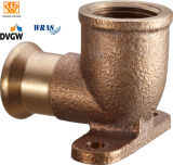 DVGW goedkeur Copper Press Fitting