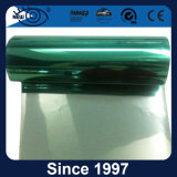 Polyester Anti-Glare Green Reflective Solar Window Tint Film pour le verre de construction