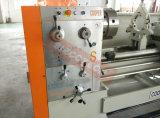 Ck6136/Ck6140 편평한 침대 수평한 CNC 선반 기계