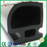 Sello de goma de la protuberancia del PVC del silicón/sello de puerta