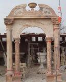 Deuropening van de Boog van het Graniet van de steen de Marmeren voor de Rand van de Deur van de Overwelfde galerij