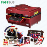 One Machine (ST-3042)에 있는 Freesub 3D Heat Press Dye Sublimation All