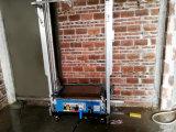 لصوق جدار إسمنت جير يرجع مدفع هاون خلّاط بناء خرسانة آلة