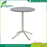 Fumeihua HPL는 콤팩트 박층으로 이루어지는 커피용 탁자 상단을 방수 처리한다