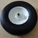 4.00-6 Rubber neumático Wheels para el jardín Tools (modelo de Vertical Stripe)