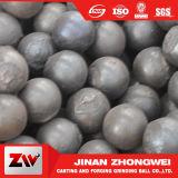 Отливки крома низкой цены шарики утюга низкой меля