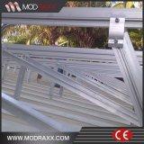 Präzisions-Solaraufbau- mit Gestelleinschübensystem (LM0)