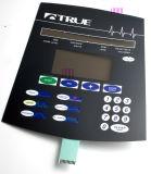 Interruttore di membrana tattile impresso della cupola del metallo del LED per l'elettrodomestico