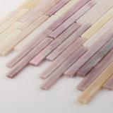 SeeBuntglas-Mosaik-Muster, die Fliese für Badezimmer-Wände vermarkten
