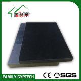 Tuile acoustique de plafond de laines de verre d'absorption saine