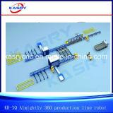 ステンレス鋼または銅またはアルミニウム管の/Profileの打抜き機