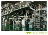 Papier-Fuyang a bien enduit le gris duplex de panneau en arrière fait en feuille de la Chine