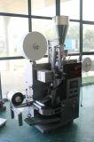 Automático de las máquinas de embalaje verde de la bolsita de té