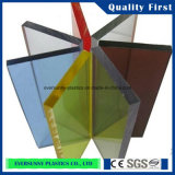 Grade superior Cast Acrylic Sheet para Outdoor e Indoor Signs