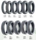 China-Hersteller-Qualitäts-Motorrad-Reifen mit Gefäß