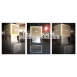 Ventilador industrial del sistema de enfriamiento del refrigerador de aire