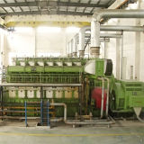 покрышка Pyrolysis Generator Sets 1600kw Waste