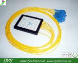 Divisore ottico della fibra del PLC 1*2