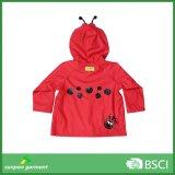 Heißer Verkauf Children Regenmantel mit bunter Art