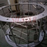 macchina di salto del film di materia plastica da 1600 millimetri per il materiale 1.6m del PE