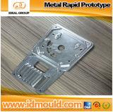 Части филировальной машины точности CNC прототипов металла подвергли механической обработке алюминием, котор