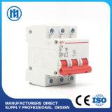 tipo mini corta-circuito /MCCB de 1p 63 A.C. de 240V/415V 50Hz/60Hz Dz47-63