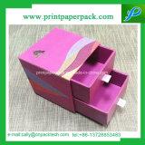 Jogo cheio feito-à-medida cartão cosmético caixa de presente de empacotamento da caixa gama alta do chapéu