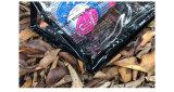 2 paquets effacent le cas imperméable à l'eau d'organisateur d'article de toilette de sac de course de sac de produits de beauté