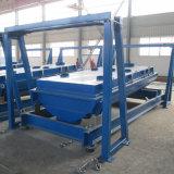 Eficacia alta de la industria de sal que recicla el tamiz vibratorio/el tamiz/el tamiz/el separador horizontales