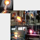 Horno fusorio de la inducción de aluminio de frecuencia media del shell de Kgps para la venta