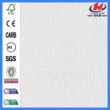 Hölzerne glatte hölzerne weißere Primer-außentür (JHK-SK03-1)