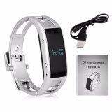 スマートなリスト・ストラップD8を振動させるBluetoothはIosの人間の特徴をもつ電話Relojのためのスマートな腕時計を遊ばす