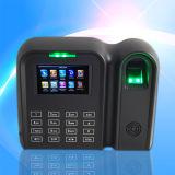 Sustentação WiFi da gravação do tempo da impressão digital (Qclear-TC/WiFi)