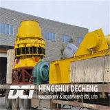 Efficency 높은 콘 쇄석기 (200T/D)