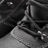 PU/PU de dubbele Schoenen van de Veiligheid van de Dichtheid met Certificatie l-7222 van Ce