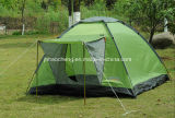 Im Freienzelt: Kampierendes Zelt und Strand-Zelt (HC-T-CT06)