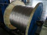Prix en acier de câble de haubanage au fil d'ASTM B415 Gsw