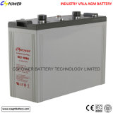 Batería profunda 2V3000ah del AGM del ciclo de la alta calidad para el almacenaje solar