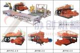 Het Maken van de Baksteen van de Klei van Automatc Machines (JKY75/65E-4.0)