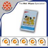 単一の磨き粉のぬれたワイプのための専門家OEM/ODMの製造かタオルまたはティッシュ