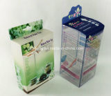 UV Offset Printing PET/PVC/PP Soft Crease Plastic Box (PP 선물 포장)