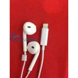 Contrôle du volume d'Earbuds d'écouteur de câble par écouteur neuf de Pin de la foudre 8 d'arrivée pour l'iPhone 7 et 6s