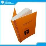 Fabbrica professionale di stampa di colore sullo scomparto del catalogo del libro di stampa